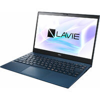 PC-PM750BAL LAVIE Pro Mobile [ 13.3型 / フルHD / i7-1165G7 / 8GB RAM / 512GB SSD / Windows 10 Home / MS Office H&B / ネイビーブルー ]