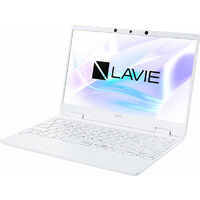 PC-N1275BAW LAVIE N12 [ 12.5型 / フルHD / i7-1160G7 / 8GB RAM / 512GB SSD / Windows 10 Home / MS Office H&B / パールホワイト ] 《送料無料》