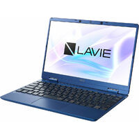 PC-N1275BAL LAVIE N12 [ 12.5型 / フルHD / i7-1160G7 / 8GB RAM / 512GB SSD / Windows 10 Home / MS Office H&B / ネイビーブルー ]