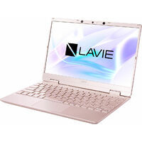 PC-N1255BAG LAVIE N12 [ 12.5型 / フルHD / i5-1130G7 / 8GB RAM / 256GB SSD / Windows 10 Home / MS Office H&B / メタリックピンク ]