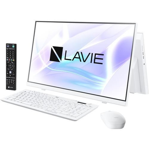 LAVIE A23 A2377/CAW PC-A2377CAW (ファインホワイト)