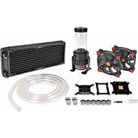 Pacific Gaming R240 D5 Water Cooling Kit (CL-W196-CU00RE-A) 《送料無料》