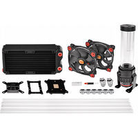 Pacific Gaming RL240 D5 PETG Water Cooling Kit (CL-W198-CU00RE-A) 《送料無料》