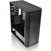Thermaltake Versa H26 Tempered Glass Edition Mid-Tower Chassis CA-1J5-00M1WN-00