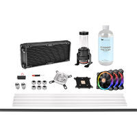 Pacific M240 D5 Hard Tube RGB Water Cooling Kit CL-W216-CU00SW-A 《送料無料》