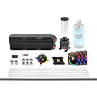 Pacific M360 D5 Hard Tube RGB Water Cooling Kit CL-W217-CU00SW-A 《送料無料》