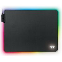 TT PREMIUM GAMING LEVEL 20 RGB Mousepad Hard Medium (GMP-LVT-RGBHMS-01) 《送料無料》