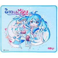 DASHER MEDIUM Gaming Mouse Pad SNOW MIKU EDITION