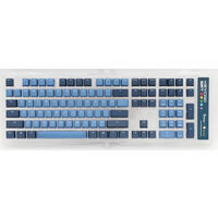 DK-Good in Blue-Keycap-set CherryMX互換スイッチ搭載キーボード用 US配列 キーキャップセット ブルー