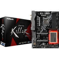 Z370 Killer SLI/ac IntelCPU用 《送料無料》