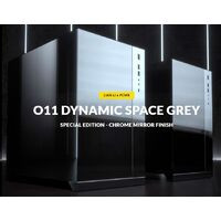 O11 DYNAMIC SPACE GREY SPECIAL EDITION 《送料無料》