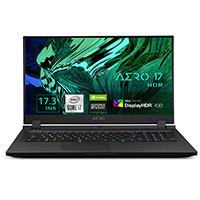 YC-9JP4760SP AERO 17 HDR [ 17.3型 / 4K / i9-10980HK / RTX 3080 / 64GB RAM / 1TB SSD ×2 / Windows 10 Pro / 日本語配列 ] 《送料無料》