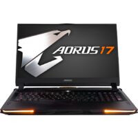 XA-7JP2130SH AORUS 17 [ 17.3型 / フルHD / i7-9750H / RTX 2070 / 16GB RAM / 512GB SSD / Windows 10 Home / 英字配列 ]