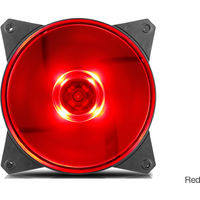 MasterFan MF120L Red LED R4-C1DS-12FR-R1
