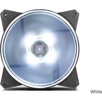 MasterFan MF120L White LED R4-C1DS-12FW-R1
