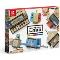 Nintendo Labo Toy-Con 01: Variety Kit (HAC-R-ADFUA) 《送料無料》