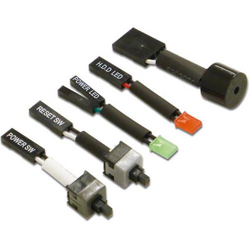 実験用スイッチ・LEDセット KM-01