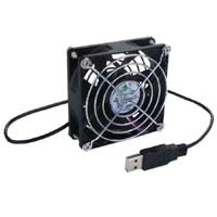 BIGFAN80U for Men(USB80mmファン)