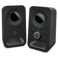 Logicool Multimedia Speakers Z150BK (ブラック)