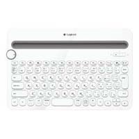 Multi-Device Keyboard K480 K480WH (ホワイト)