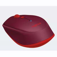 Bluetooth Mouse M337 M337RD [レッド]