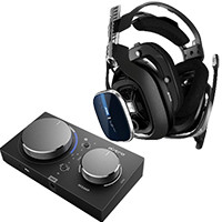 ASTRO A40 TR ゲーミングヘッドセット / MixAmp Pro TR(A40TR-MAP-002) 《送料無料》