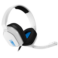 ASTRO A10 Gaming Headset ホワイト/ブルー (A10-PSWH) 《送料無料》