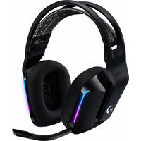 G733 LIGHTSPEED Wireless RGB Gaming Headset G733-BK (ブラック)  ワイヤレス(USB) PS5/PS4/PC 国内正規品 《送料無料》