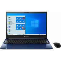 P1C5MPBL dynabook C5 [ 15.6型 / フルHD / i3-10110U / 8GB RAM / 256GB SSD / 1TB HDD / Windows 10 Home / MS Office H&B / スタイリッシュブルー ]