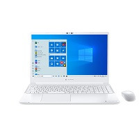 P1C7PPBW dynabook C7 [ 15.6型 / フルHD / i7-1165G7 / 8GB RAM / 256GB SSD / 1TB HDD / Windows 10 Home / MS Office H&B / リュクスホワイト ]
