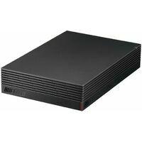 HD-EDS6U3-BE(ブラック) [据え置きHDD / 6TB / インターフェイス:USB 3.2 Gen1 Micro-B(USB 3.2 Gen1 ケーブル 約1m付属) / メーカー保証1年 / HD-EDS-Eシリーズ]
