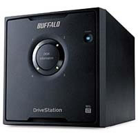 DriveStation HD-QL4TU3/R5J 《送料無料》
