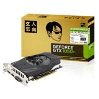 GF-GTX1050Ti-4GB/OC/SF 《送料無料》