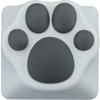 Varmilo ZOMO Kitty Paw White Black Key Cap for Cherry MX Switches (vm-zm-kitty-paw-white-black)