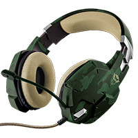 GXT 322C Carus Gaming Headset(迷彩) 《送料無料》