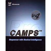 CAMPS v4.2 for Windows 《送料無料》