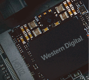 WD独自のコントローラーと3D NAND