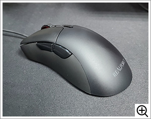 REALFORCE MOUSE 外観1