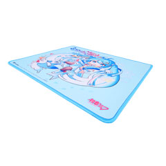 DASHER MEDIUM Gaming Mouse Pad SNOW MIKU EDITION その9